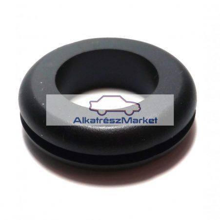 Kábelátvezető gumi 12x18