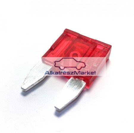 Mini késes biztosíték 10A