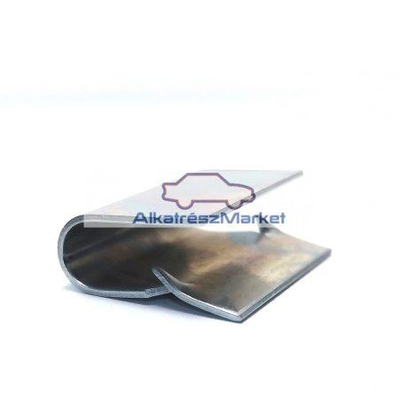 Kárpitrögzítő fém patent, horganyzott