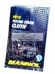 MANNOL Mikroszálas tisztító kendő