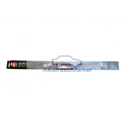BOSOKO Multi Ablaktörlő lapát 380mm